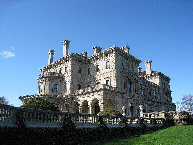 羅德島古豪宅巡禮 The Newport mansions , Rhode Island